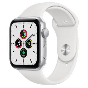 اپل واچ SE نقره ای