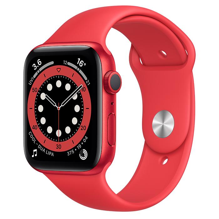 اپل واچ سری 6 قرمز