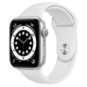 اپل واچ سری 6 نقره ای