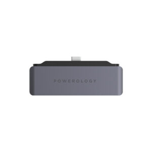 Powerology 4 in 1 60W PD USB-C Hub