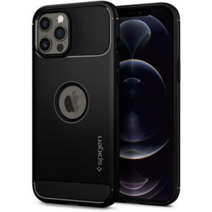 Spigen Rugged Armor Black 1