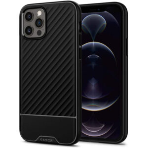 Spigen iPhone 12 Pro Max Core Armor Matte Black